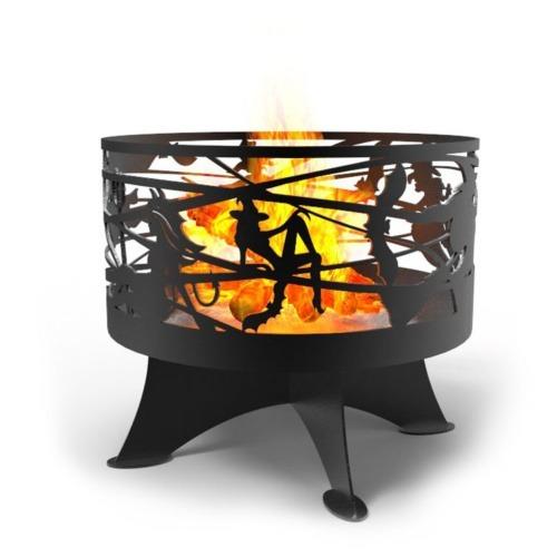 костровая чаша ведьмы